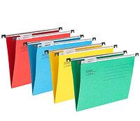 Подвесной файл для файл-кабинета Желтый, Зеленый, Красный, Синий A4+