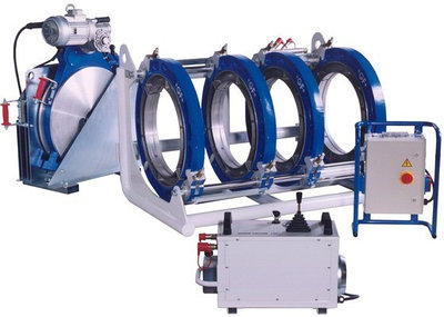 Оборудование для стыковой сварки полиэтиленовых труб