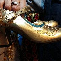 Национальные туфли