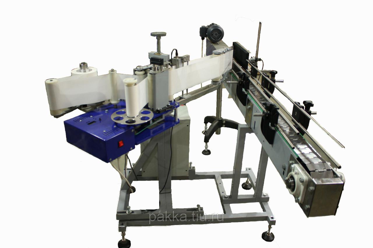 Этикетировочный автомат ПАККА-3000ЭУ (аппликатор этикеток)
