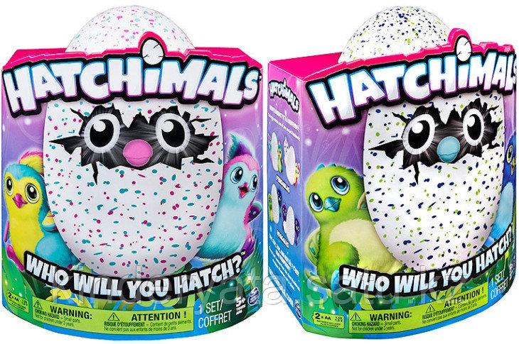 Интерактивные малыши Hatchimals (в ассортименте)