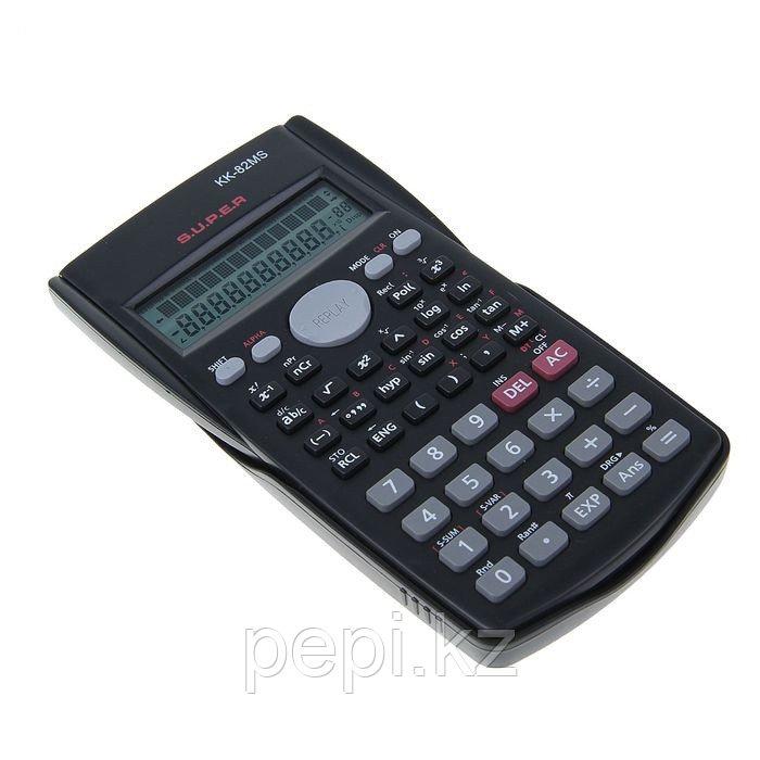 Калькулятор инженерный  KK-82MS, 10р. двухстрочный