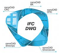 NanoCAD Инженерный BIM