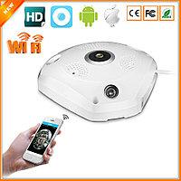 "Панорамная IP Wi-Fi P2P камера ""рыбий глаз"", фото 1"