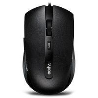 "Проводная компьютерная мышь ""RAPOO Super Mini Wireless Laser Mouse, Distance up to 10 meters, M:Nano 3600"""