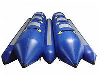Надувные зимние сани «Дубль-Банан» для катания за снегоходом или квадроциклом, фото 1