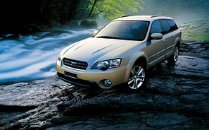 Legacy Outback (BP9) 2003-2009