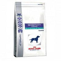 Royal Canin Sensitivity Control Canine, Роял Канин диета при аллергии алиментарной природы у собак, уп. 7 кг.