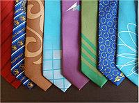 Изготовление фирменных галстуков
