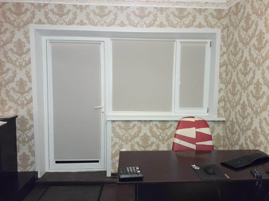 Установка пластиковых окон и балконной пары пер. Иманова