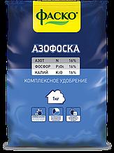 Удобрение минеральное сухое Азофоска ФАСКО 1 кг