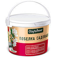"""Побелка жидкая """"Огородник"""" 3,5 кг"""