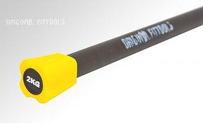 Бодибар FT 2 кг желтый наконечник