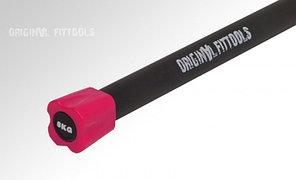 Бодибар FT 8 кг розовый наконечник