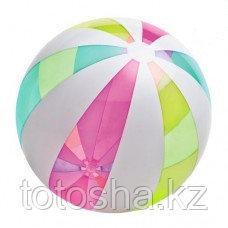 59066 Intex Большой пляжный мяч 107 см