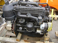 Регулировка клапанов двигателя Д 144, Д 242, фото 1