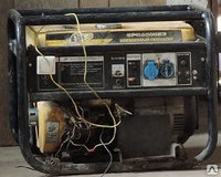Капитальный ремонт генераторов 4-6 кВа