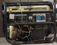 Замена свечи генератора 1,5-6-8,5 кВа, фото 1