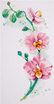 """Набор для вышивания крестом """"Орхидея"""""""
