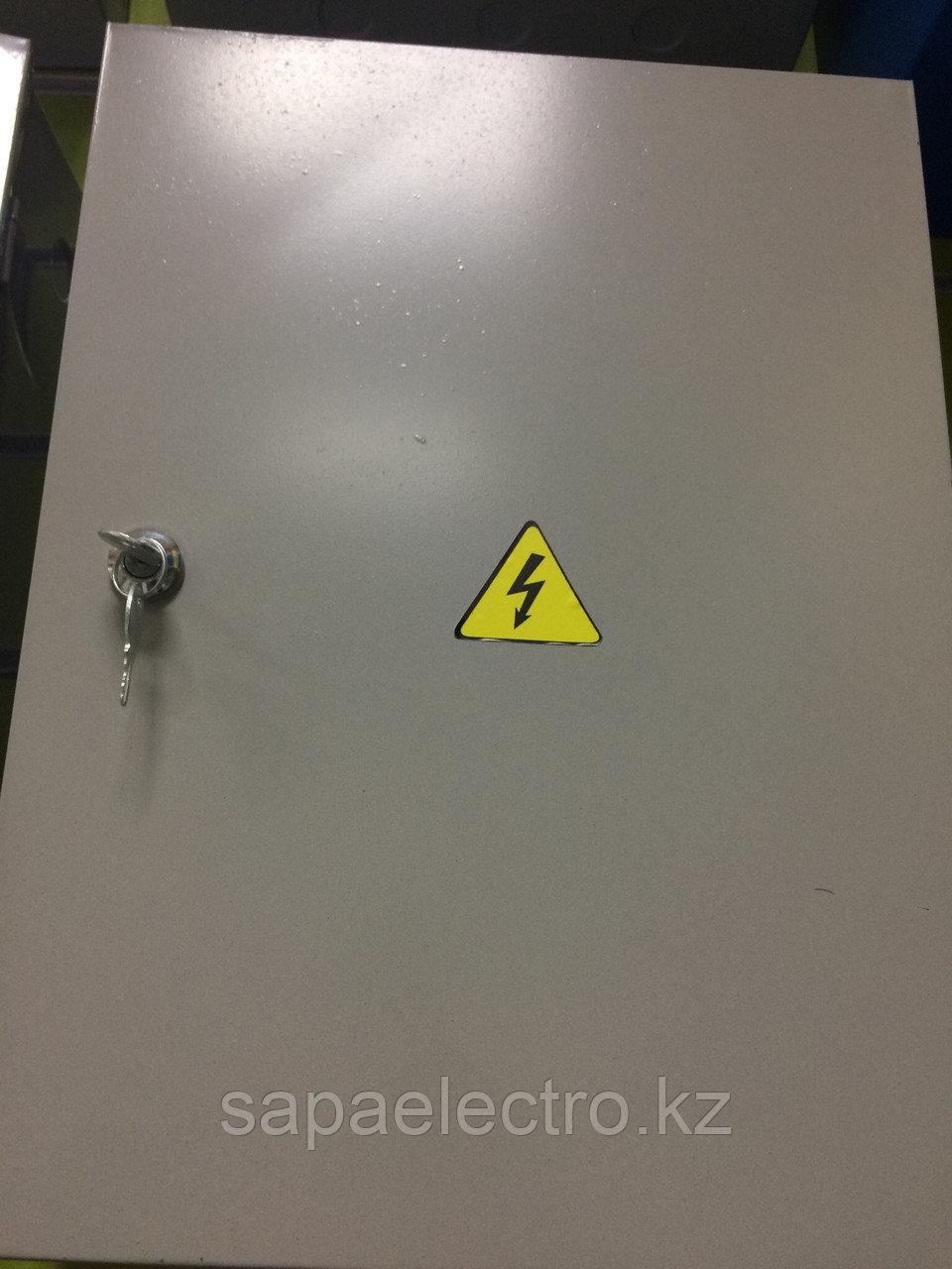 Сборка электросчетчик Номад\Орман 1 фазный 1 тарифный  щит эконом без окна