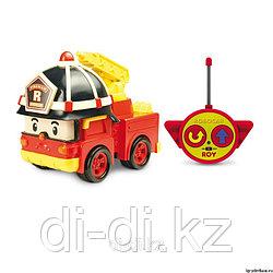 Poli Пожарная машина Рой на радиоуправлении, 15 см