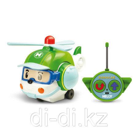 Poli Вертолет Helly на радиоуправлении, 15 см