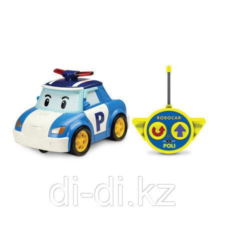Poli Полицейская машина Поли на радиоуправлении, 15 см