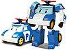 Poli Робот-трансформер Поли на радиоуправлении