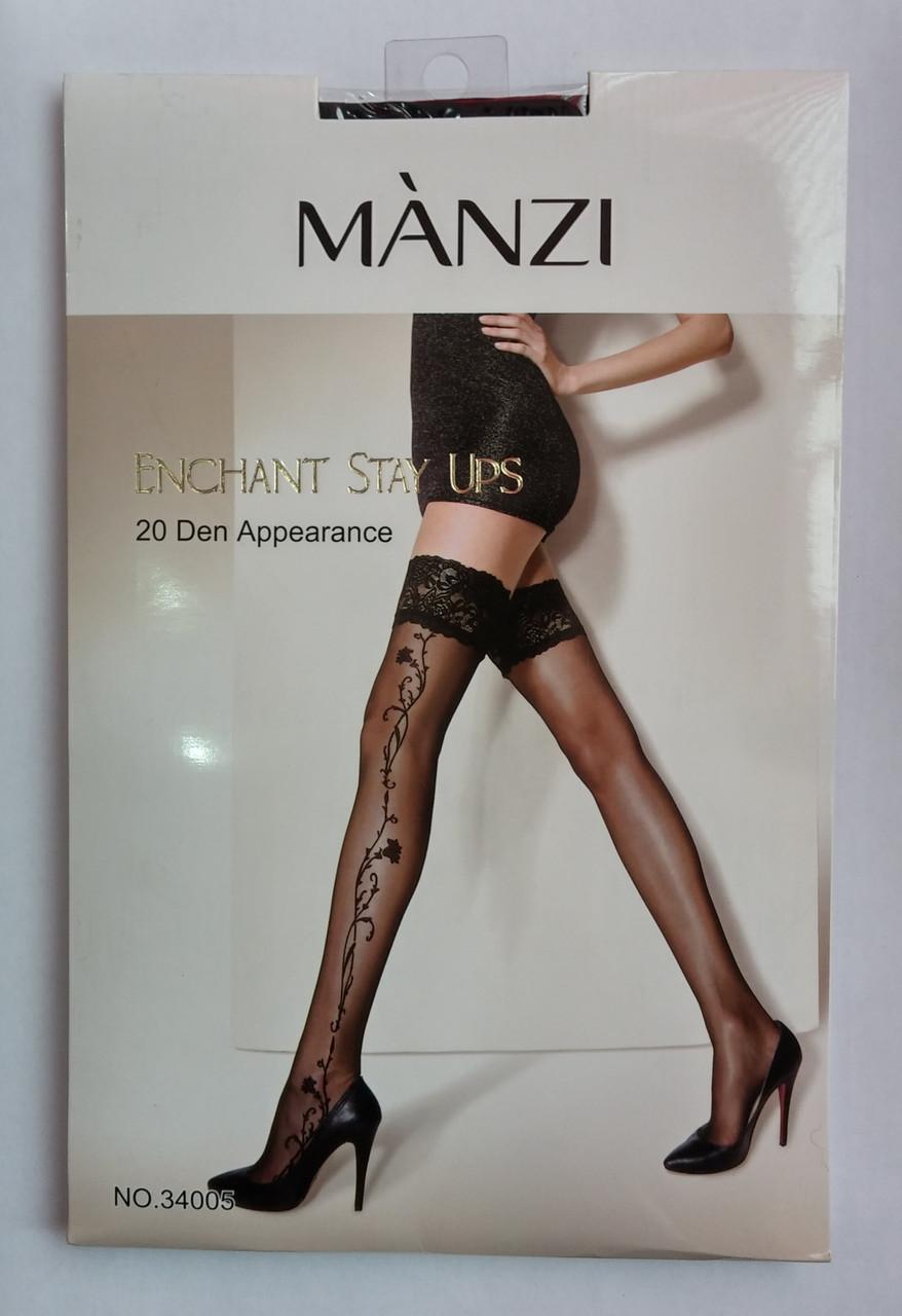 Чулки Manzi