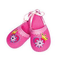 Набор шьем тапочки Принцесса, фото 1