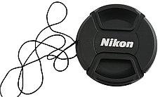 Крышка объектива Nikon 72 mm, фото 3
