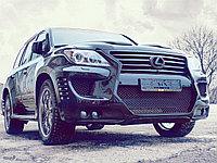 Обвес INVADER Restyling на Lexus LX570, фото 1