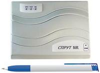 Сетевой регистратор телефонных переговоров Sprut NR-4 на 4 канала