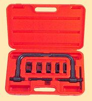 Рассухариватель клапанов универсальный набор 7пр. F-62110 Force