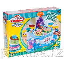 "Набор пластилина ""Фабрика тортиков"" Play-Doh"