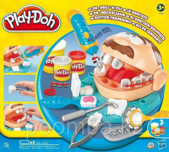 """Набор пластилина """"Мистер Зубастик"""" Play-Doh"""