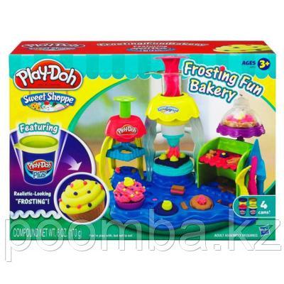 "Набор пластилина ""Фабрика пирожных"" Play-Doh"