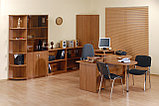 Стол письменный прямоугольный, 1400*700*750, Стиль/Орех, фото 3