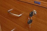 Стол письменный прямоугольный, 1400*700*750, Стиль/Орех, фото 4