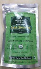 Органический Чай Тулси - Зеленый / Organic India Tulsi Green tea