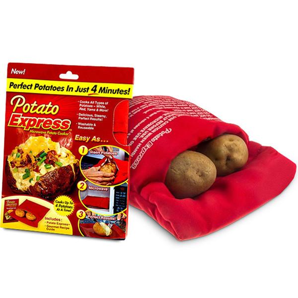 Potato Express-для быстрого запекания картошки