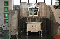 керамическая плитка COLORKER и деревянная мебель MEIRJIA