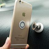 Магнитный автомобильный держатель для телефона, фото 3