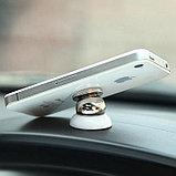 Магнитный автомобильный держатель для телефона, фото 4