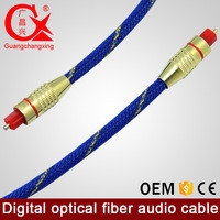 Аудио цифровой оптический кабель 2м