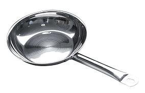 Сковорода Luxstahl 240/50 из нержавеющей стали [101703]