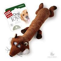 75231 GigWi, ГигВи, Лиса с большой и малой пищалкой, игрушка для собак, 62см.