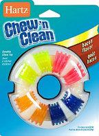 HZ180 HARTZ Chew*N Clean Teething Ring, Хартц Кольцо для зубов со вкусом бекона