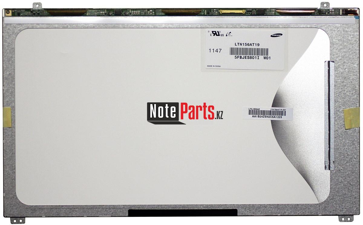 Дисплей для ноутбука LTN156AT19 разрешение 1366*768 Ультра Слим LED 40 пин крепление сверху-снизу SAMSUNG