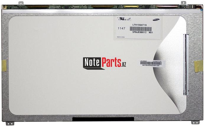 Дисплей для ноутбука LTN156AT19 разрешение 1366*768 Ультра Слим LED 40 пин крепление сверху-снизу SAMSUNG, фото 2